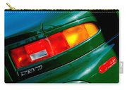 Aston Martin Db7 Taillight Carry-all Pouch