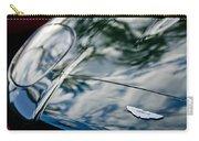 Aston Martin Hood Emblem 4 Carry-all Pouch