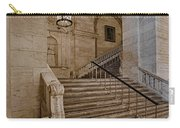 Astor Hall Nypl Carry-all Pouch