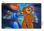 Astronaut Training Bear Carry-all Pouch
