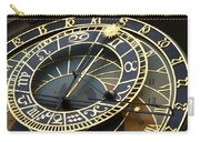 Astronomical Clock Carry-all Pouch