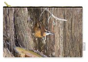 At Home In The Cedars Carry-all Pouch