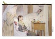 At Notre-dame Du Perpetuel Bon Secours Hospital Carry-all Pouch