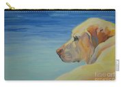 At Peace Carry-all Pouch by Kimberly Santini