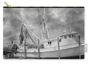 At Rest In The Harbor Carry-all Pouch