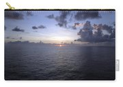 At Sea -- A Sunrise Begins Carry-all Pouch