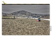 At The Beach At Pacifica Carry-all Pouch