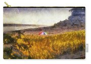 At The Beach Photo Art 01 Carry-all Pouch