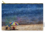 At The Beach Photo Art 04 Carry-all Pouch