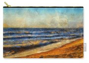 At The Beach Photo Art 06 Carry-all Pouch