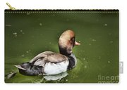At The Duck Pond Carry-all Pouch