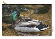 At The Duck Pond V5 Carry-all Pouch