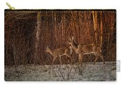 At The Edge Of The Woods Carry-all Pouch