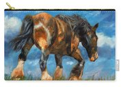 At The End Of The Day Carry-all Pouch by David Stribbling
