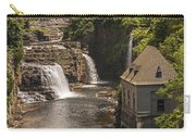 At The Falls In Ausable Ny Carry-all Pouch