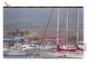 At The Marina Carry-all Pouch