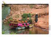 At The River Carry-all Pouch