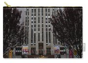 At The Rockefeller Center Carry-all Pouch