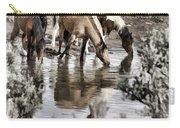 At The Watering Hole 1 Carry-all Pouch