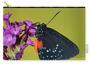 Atala Butterfly Carry-all Pouch