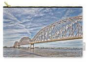 Atchafalaya River Bridge Carry-all Pouch