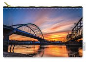 Atchison Sunset Carry-all Pouch