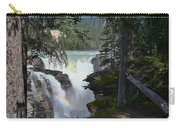 Athabasca Falls 2 Carry-all Pouch