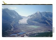 1m3735-athabasca Glacier Carry-all Pouch