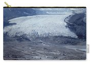 1m3734-athabasca Glacier W Original Icefields Chalet Carry-all Pouch