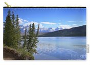 Athabasca River Scenery Carry-all Pouch