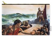 Athenian Trireme Carry-all Pouch