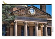 Athens Alabama Historical Courthouse Carry-all Pouch