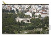 Athens Cityscape  Carry-all Pouch