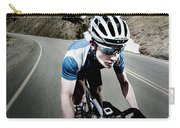 Athletic Male High Speed Cycling Carry-all Pouch