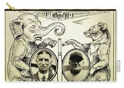 Athletics Vs Chicago 1929 World Series Carry-all Pouch