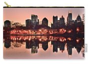 Atlanta Piedmont Pink Carry-all Pouch