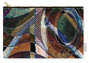 Atlanta Solis Abstract Art Carry-all Pouch