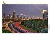 Atlanta Sundown Night Lights Art Carry-all Pouch