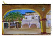Atlantic Ave From The Shade Of Hands Carry-all Pouch