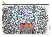 Atlantic Charter Monument Carry-all Pouch