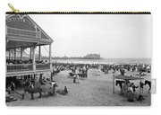 Atlantic City Beach, C1900 Carry-all Pouch