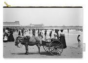 Atlantic City Beach, C1901 Carry-all Pouch
