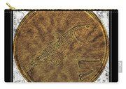 Atlantic Codfish And Jigger - Brass Etching Carry-all Pouch