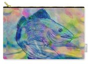 Atlantic Codfish Digital Color Carry-all Pouch