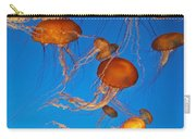 Atlantic Sea Nettle Jellyfish Carry-all Pouch