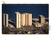 Atlantis Condominium Ocean City Md Carry-all Pouch