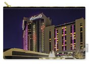 Casino Tower Carry-all Pouch
