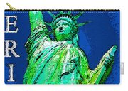 The Light Of Freedom Carry-all Pouch