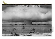 Atomic Bomb Test Carry-all Pouch