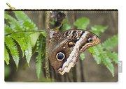 Atreus Owl Portrait  Costa Rica Carry-all Pouch
